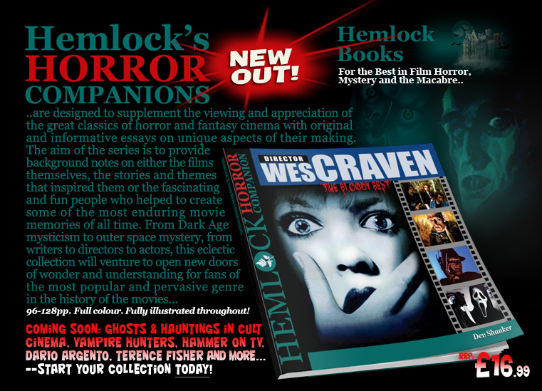 the craven book horror show Welcome back to our slasher horror movie series discussion  /r/horror (horror franchise series - a nightmare on elm street)  at the end of the book,.