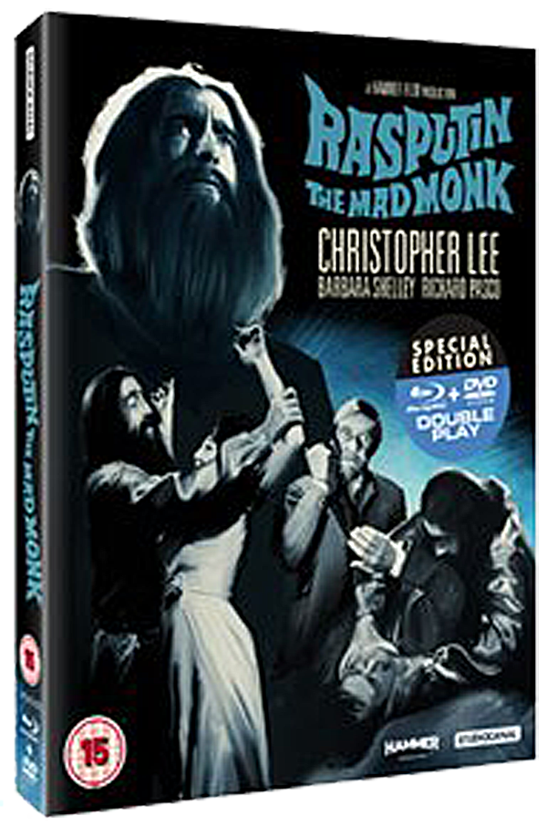 Rasputin the Mad Monk</br>Blu-ray (PAL region B)