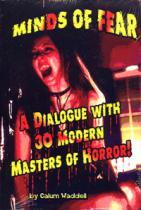 Minds of Fear: A Dialogue with 3O Modern Masters of Horror