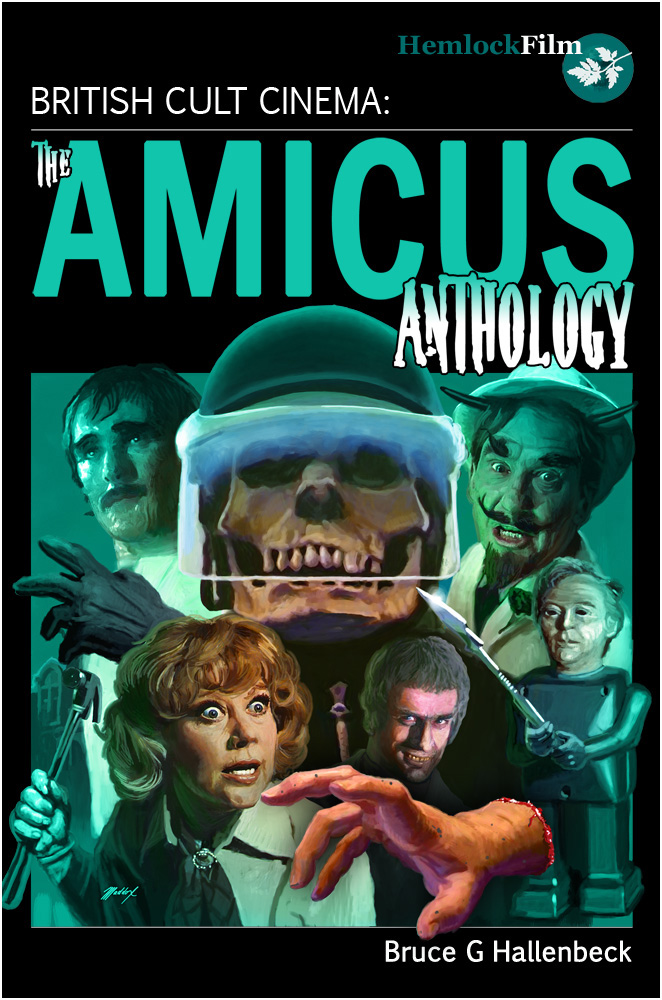 British Cult Cinema:<br/>THE AMICUS ANTHOLOGY