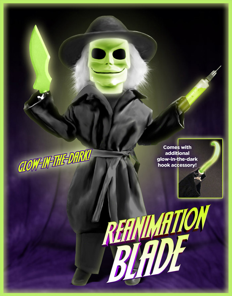 Re-Animation Blade Replica
