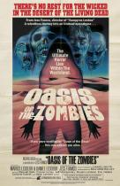 Oasis of the Zombies</br>(retro poster)