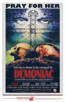 Demoniac</br>(retro poster)
