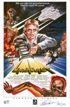 Laserblast</br>(signed print)