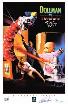 Dollman Vs Demonic Toys</br>(signed print)