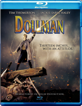 Dollman</br>Blu-ray (NTSC region A)