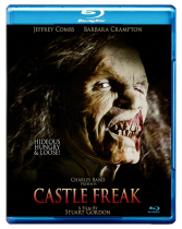 Castle Freak</br>Blu-ray (NTSC region A)