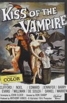 Kiss of the Vampire</br>DVD (PAL region 2)
