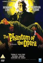 Phantom of the Opera</br>DVD (PAL region 2)