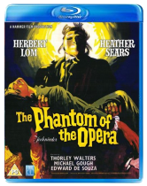 Phantom of the Opera</br>Blu-ray (PAL region B)