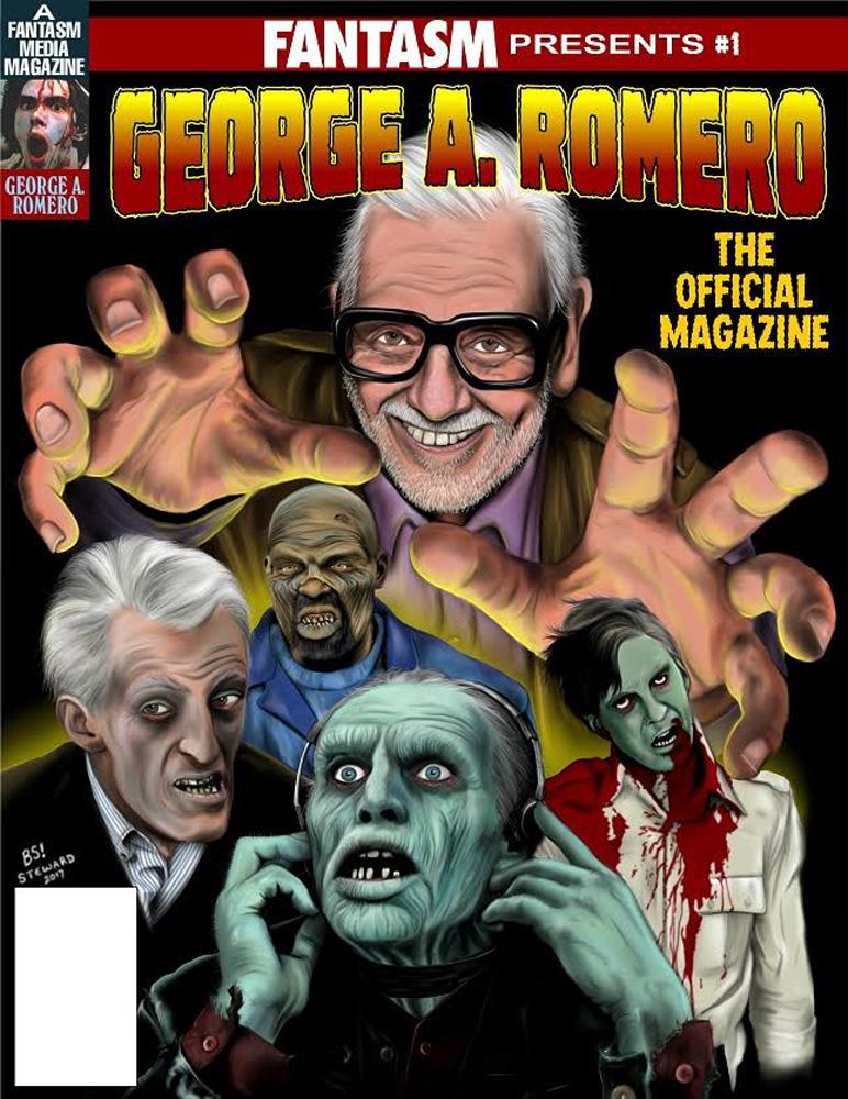 Fantasm Presents: George A Romero