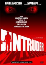 Intruder DVD