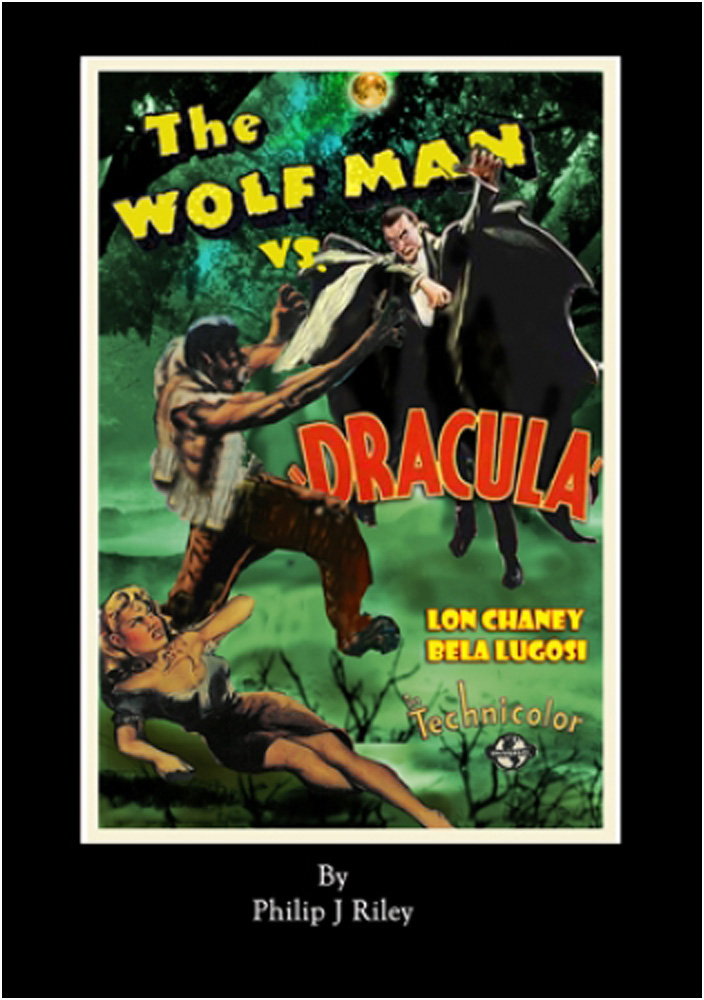 Wolfman Vs Dracula: An Alternative History for Classic Film Monsters
