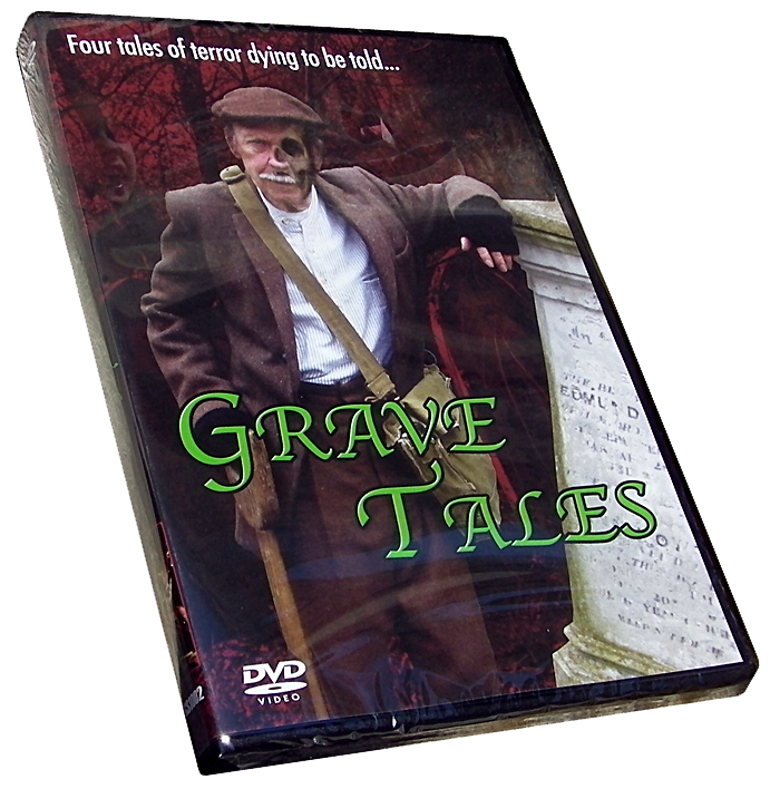 Grave Tales DVD