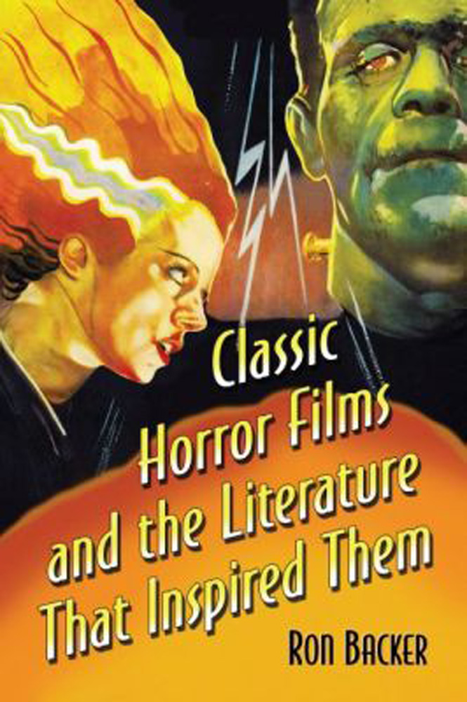 Classic Horror Films and the Literature That Inspired Them