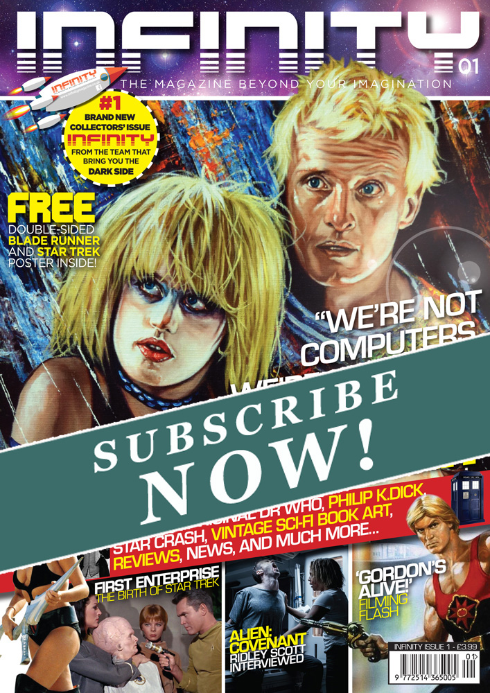 Infinity Magazine (subs)