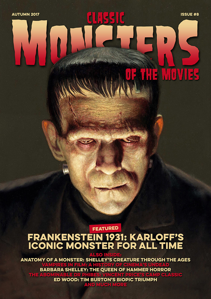 Classic Monsters of the Movies #8