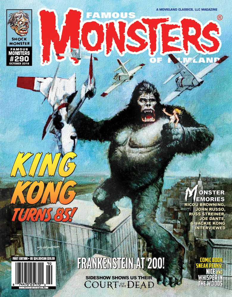 Famous Monsters Annual #290 (Kong)