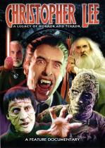 Christopher Lee: A Legacy of Horror and Terror DVD