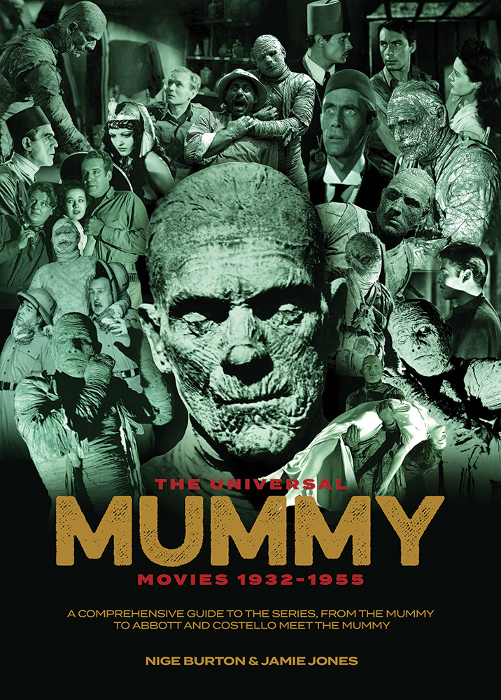 The Universal Mummy Movies
