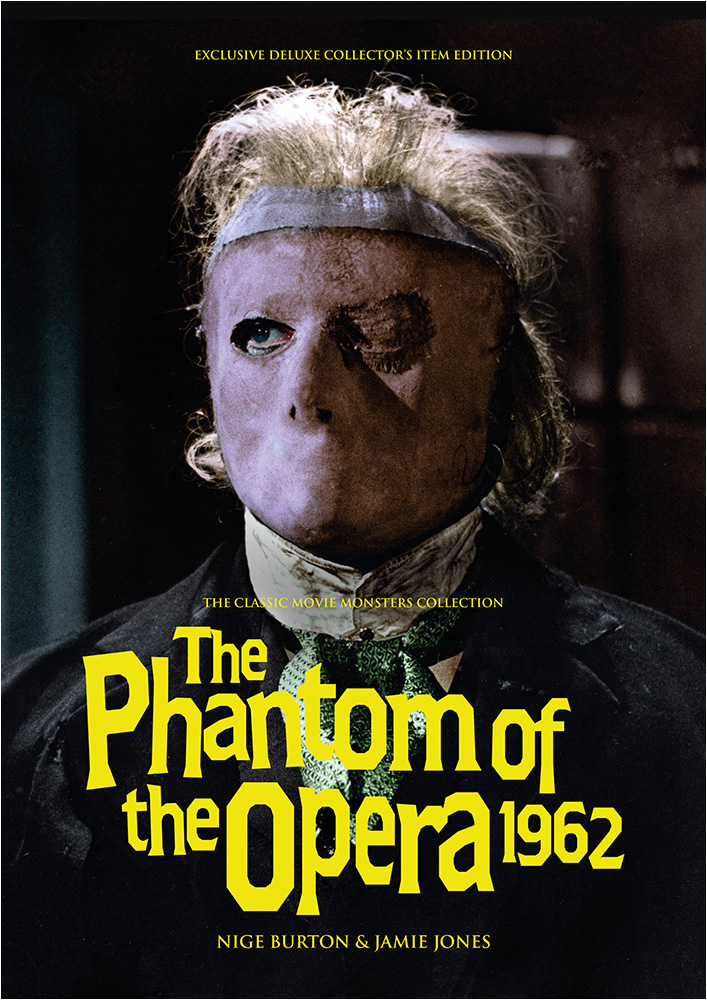 Ultimate Guide: The Phantom of the Opera (1962)