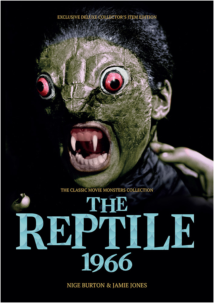 Ultimate Guide: The Reptile (1966)