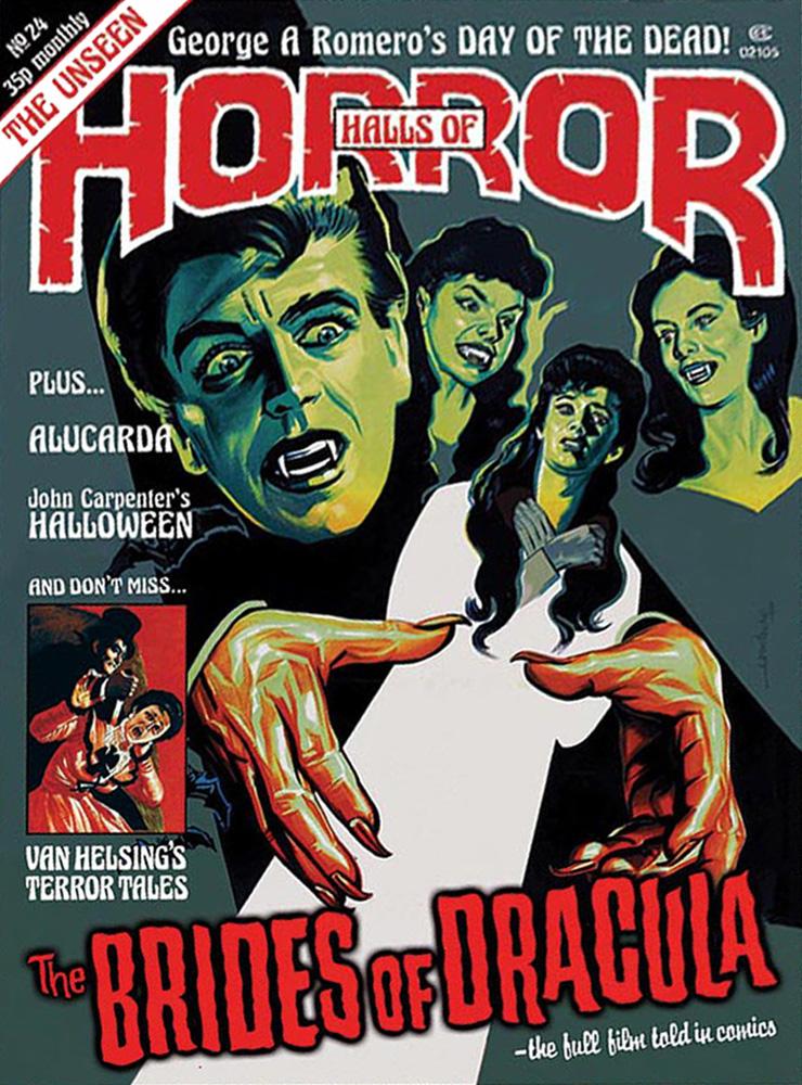 Halls of Horror #24