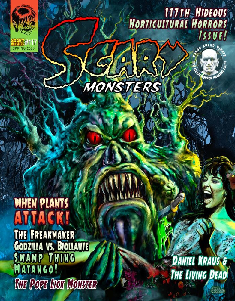 Scary Monsters #117