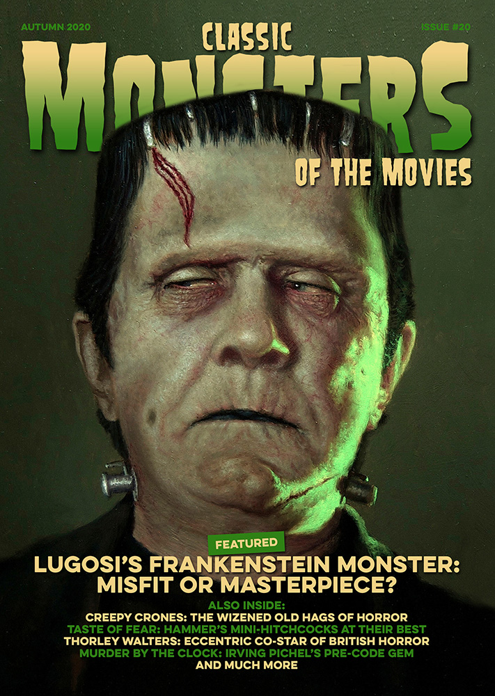 Classic Monsters of the Movies #20
