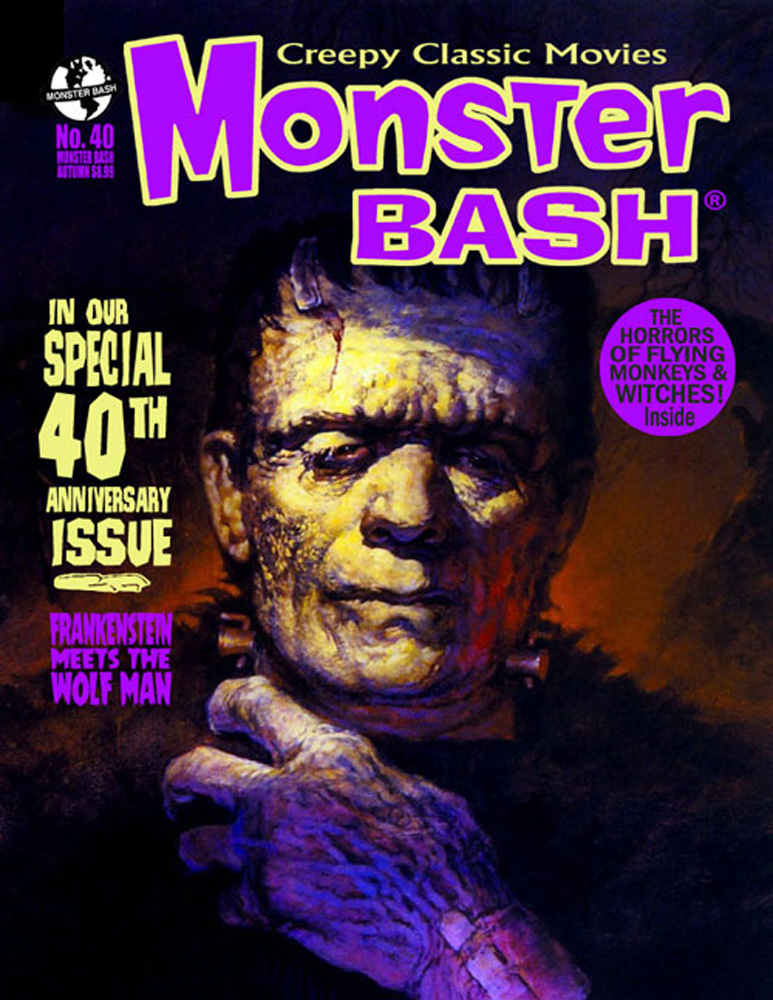 Monster Bash #40