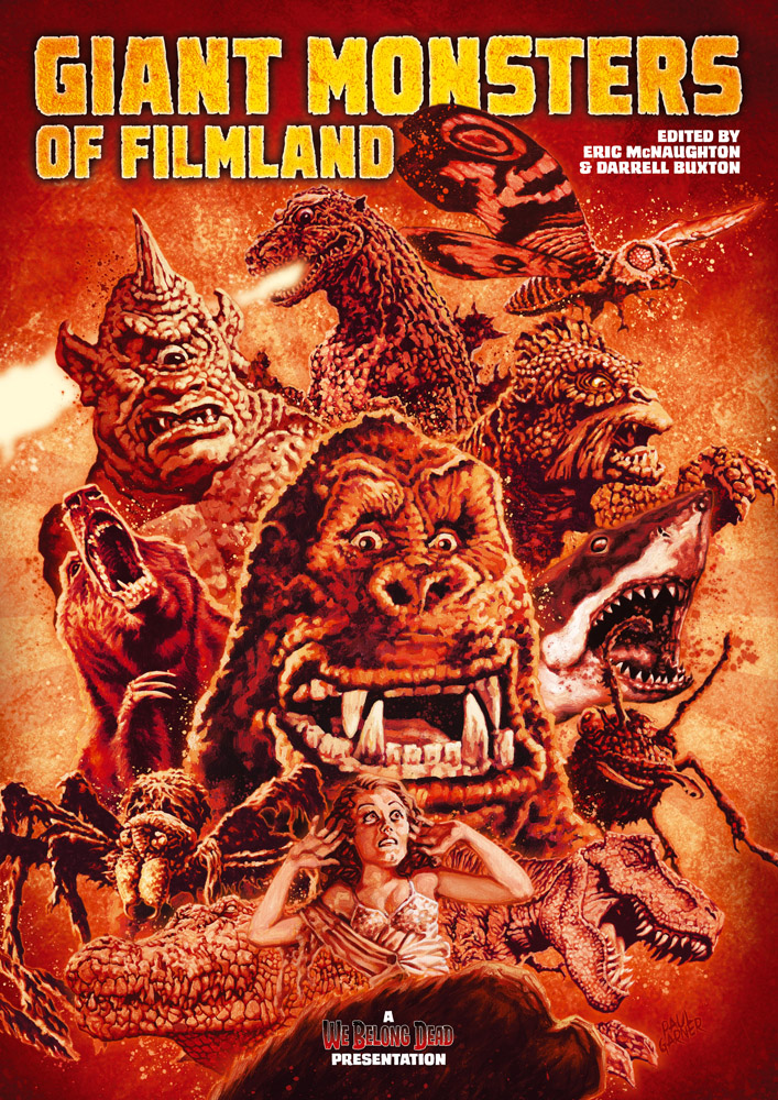 Giant Monsters of Filmland