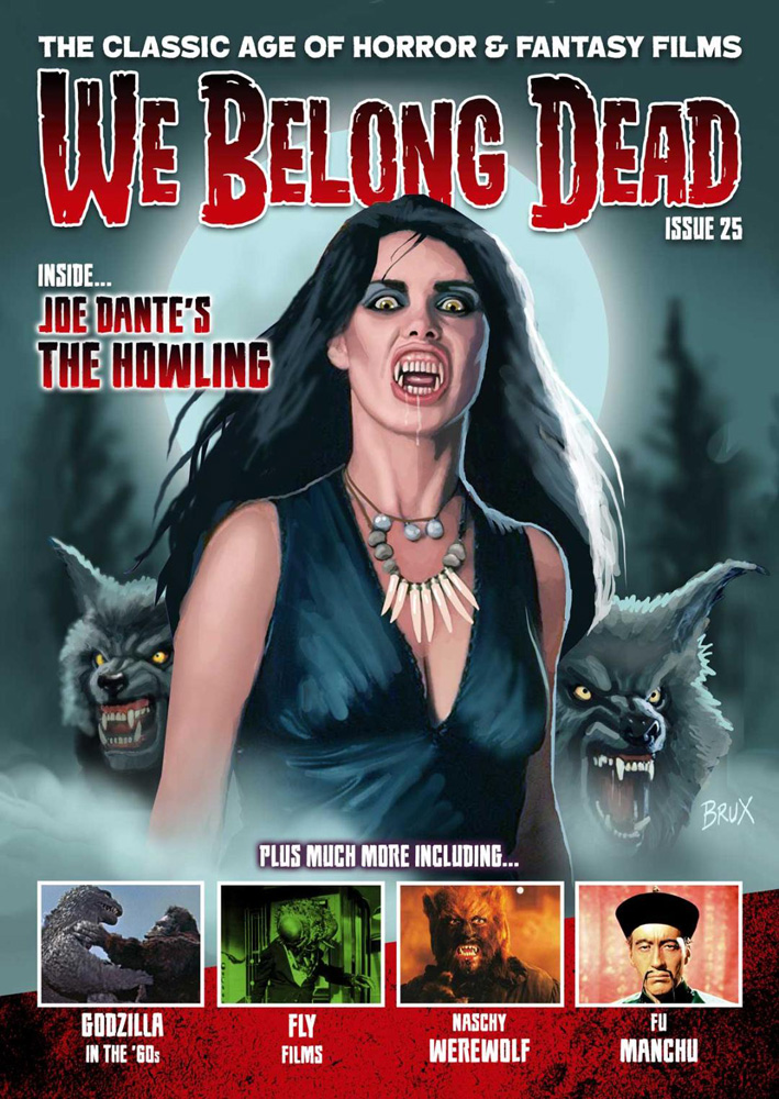 We Belong Dead #25