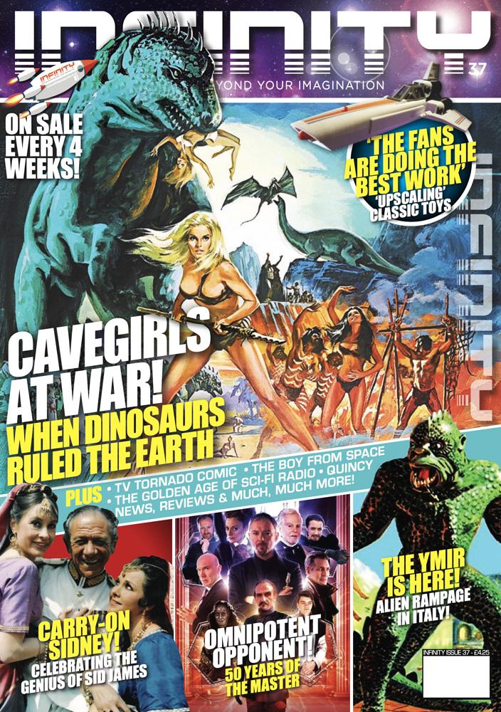 Infinity Magazine #37 (BB411)