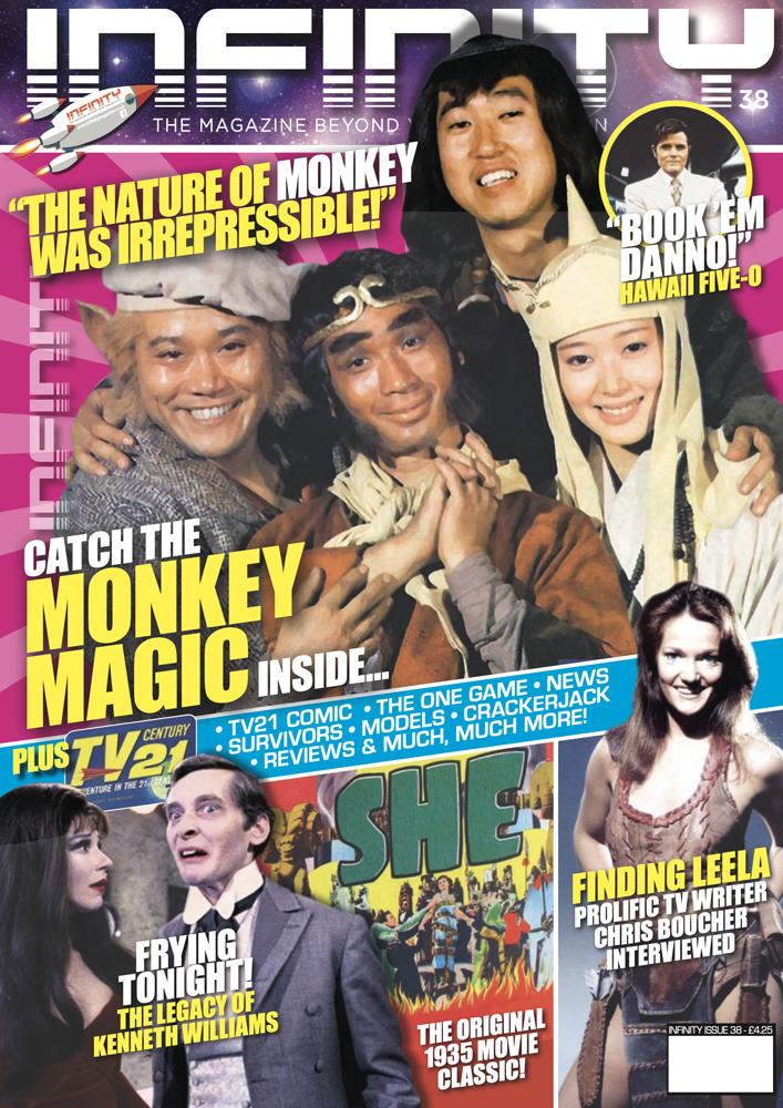 Infinity Magazine #38