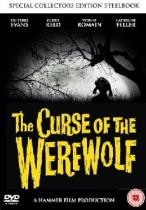 Curse of the Werewolf</br>DVD (PAL region 2)